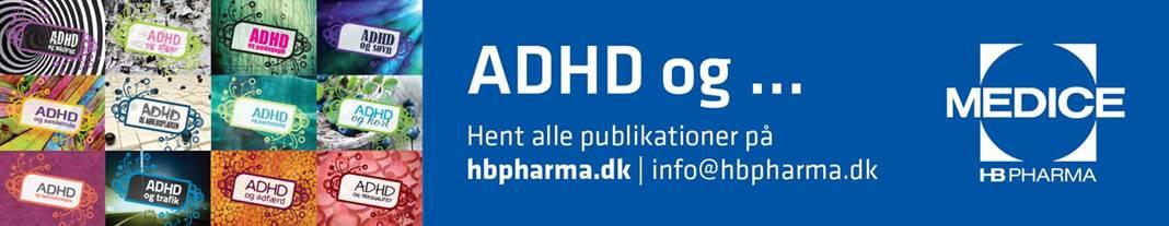 ADHD fra HB Pharma